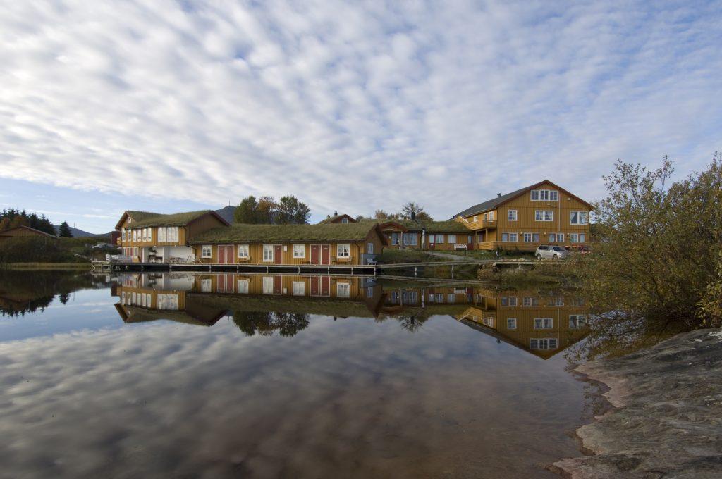 Vega-havhotell-Helgelandskysten