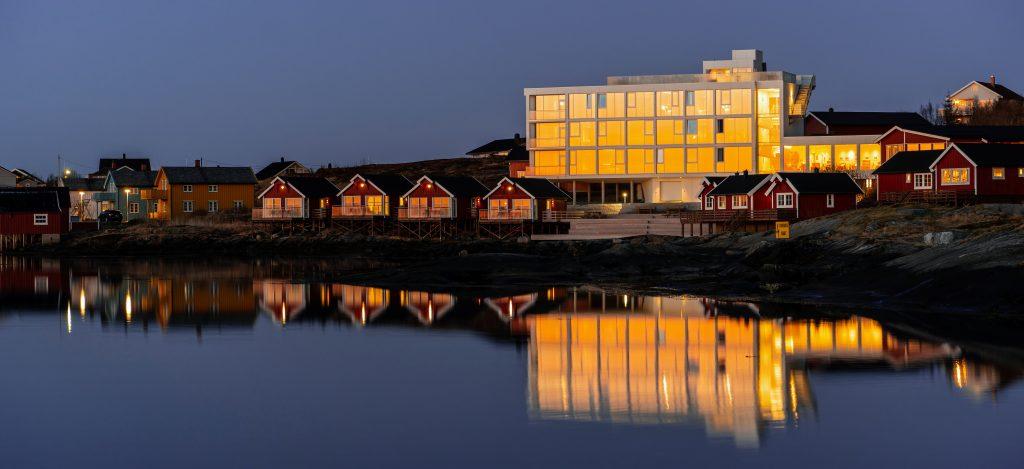 Lovund-Hotell-Helgelandskysten