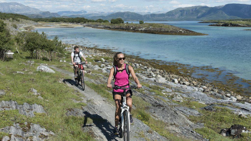 Sykkelturer i nærmiljøet rundt Brønnøysund, Klubben