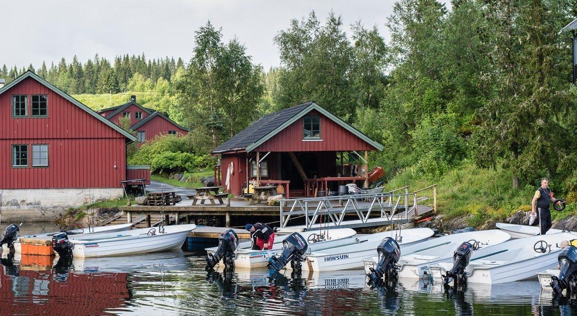 Velfjordferie- Velfjordferie båter og hus