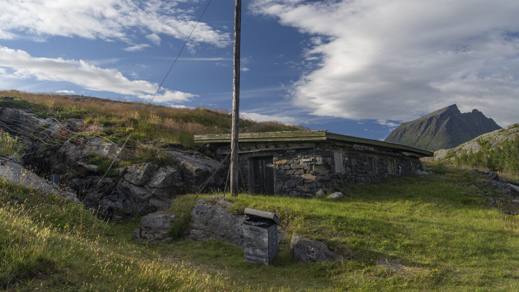 Grønsvik-kystfort