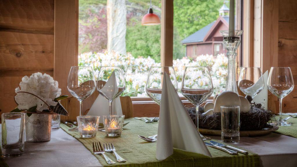 Restaurant Sagastuen Hildurs Urterarium